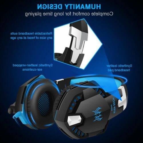 Gaming Mic Stereo Headphone Switch