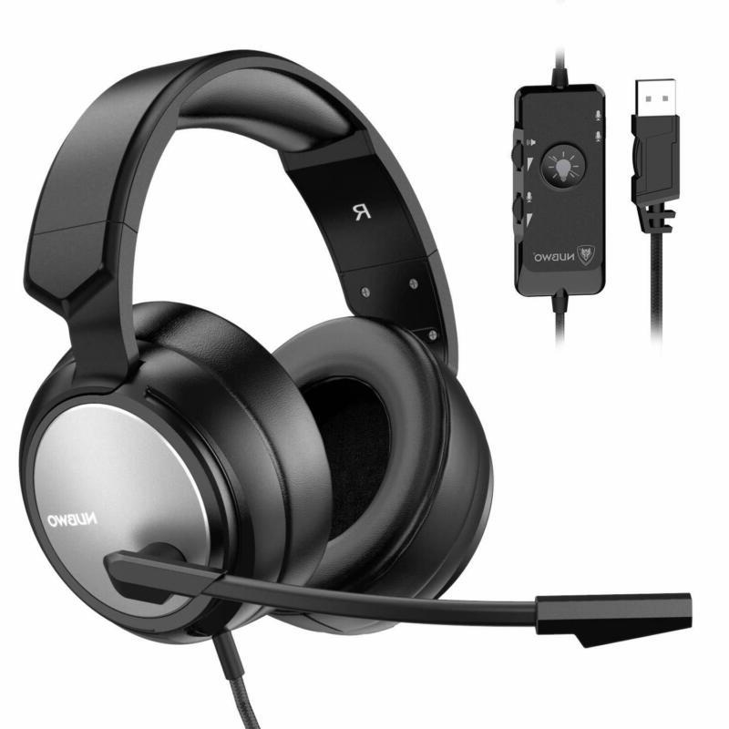 gaming headset n12 for ps4 pc 7