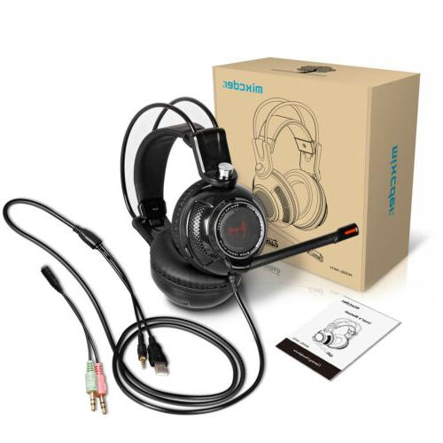 Mixcder Bass 3.5mm w/Mic for Xbox PC