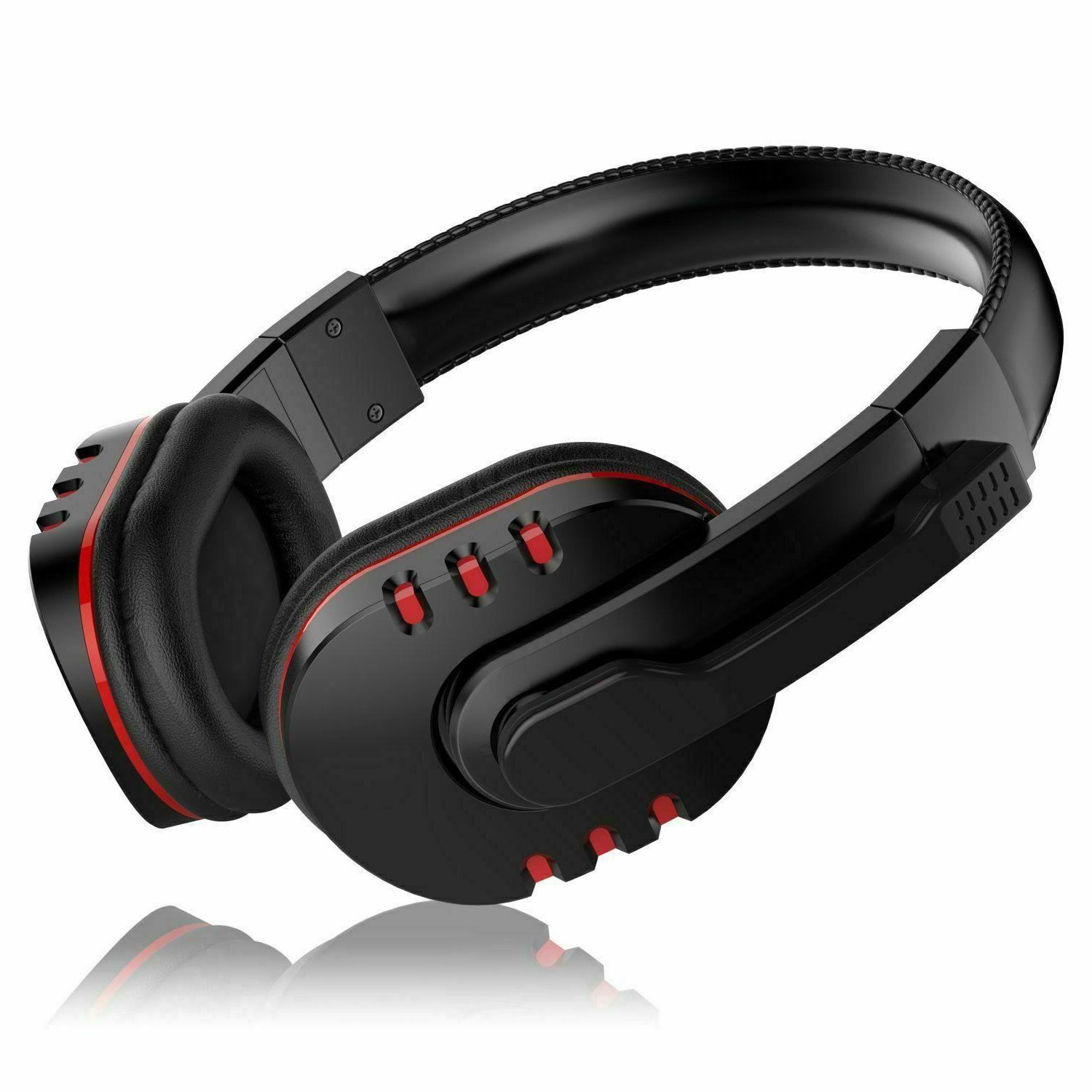 Gaming Headset with Mic Stereo Gamer Headphone For One