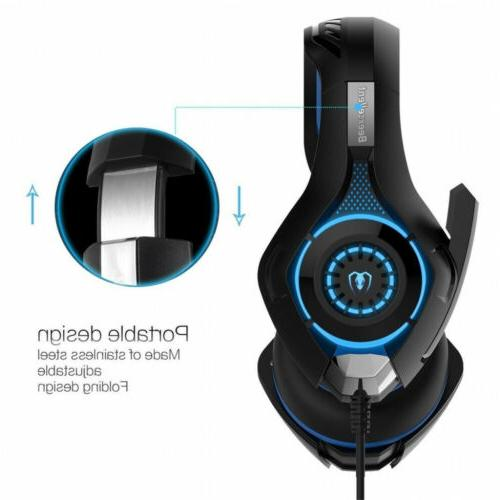 Beexcellent GM-1 Stereo PS4 Xbox PC Mic