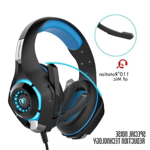 Beexcellent GM-1 Stereo Surround Gaming for PS4 PC