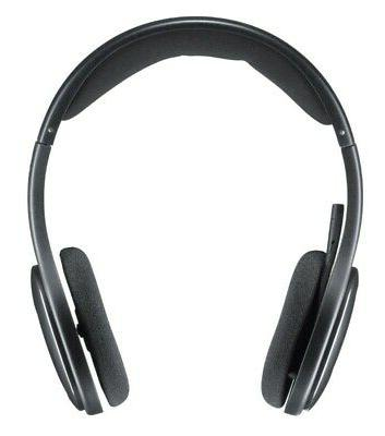 Logitech H800 Bluetooth Wireless Black Gaming Headset
