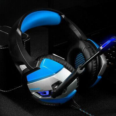 E-sports Gaming With LED Lights