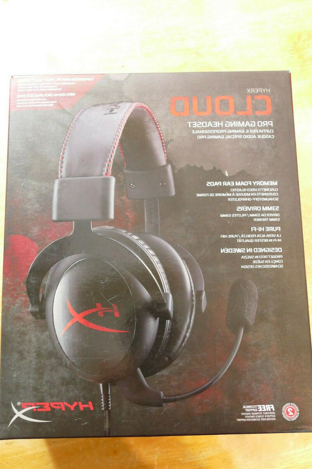 cloud gaming headset for pc xbox one