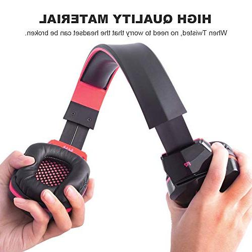 VapeOnly KOTION Each Wireless Bluetooth Headset Headphone with Mic Control Microphone PC