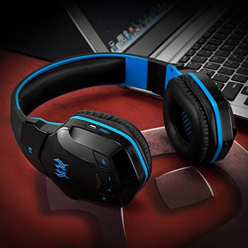 Docooler KOTION B3505 BT Gaming Earphone with for iPhone7 6 Plus Tablet