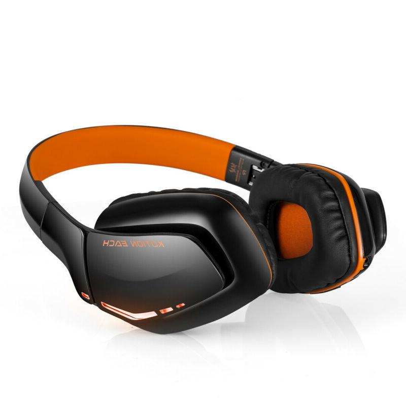 KOTION Wireless Bluetooth Headphones Gaming
