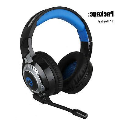 For Xbox One Nintendo PC 3.5mm Gaming Headphone