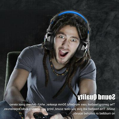 For PS4 One Nintendo PC Headphone