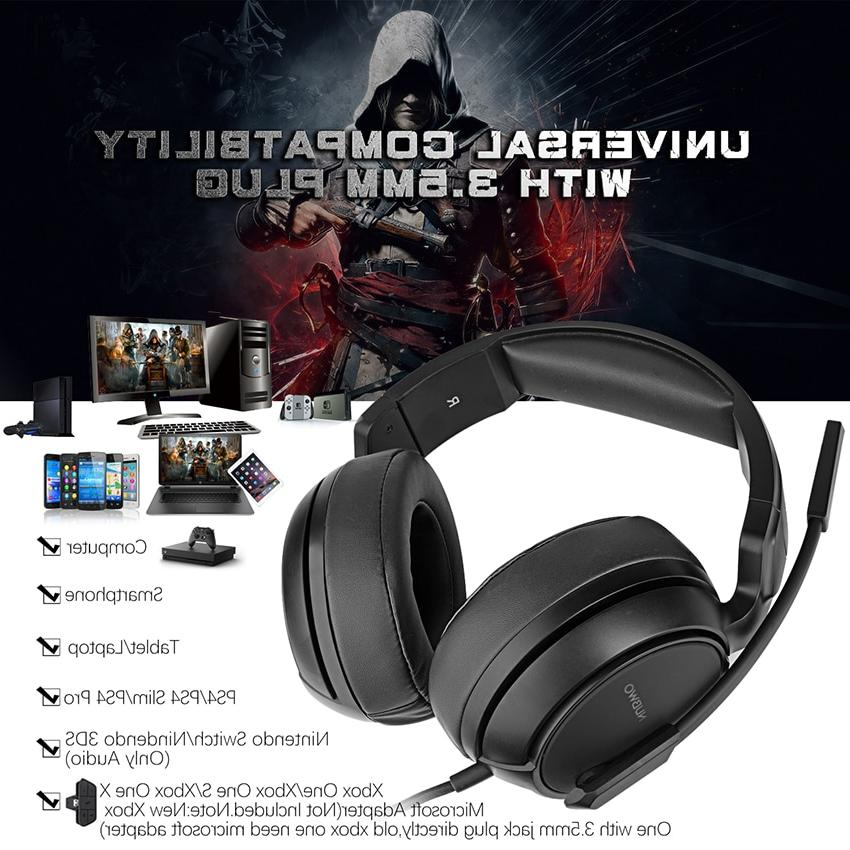 NUBWO <font><b>Headset</b></font> casque Stereo <font><b>Gaming</b></font> Headphones with for New Xbox