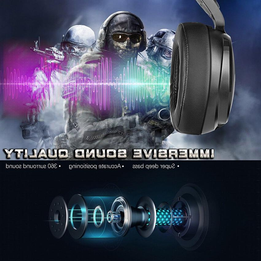 NUBWO N12 <font><b>Headset</b></font> PC casque with Mic New