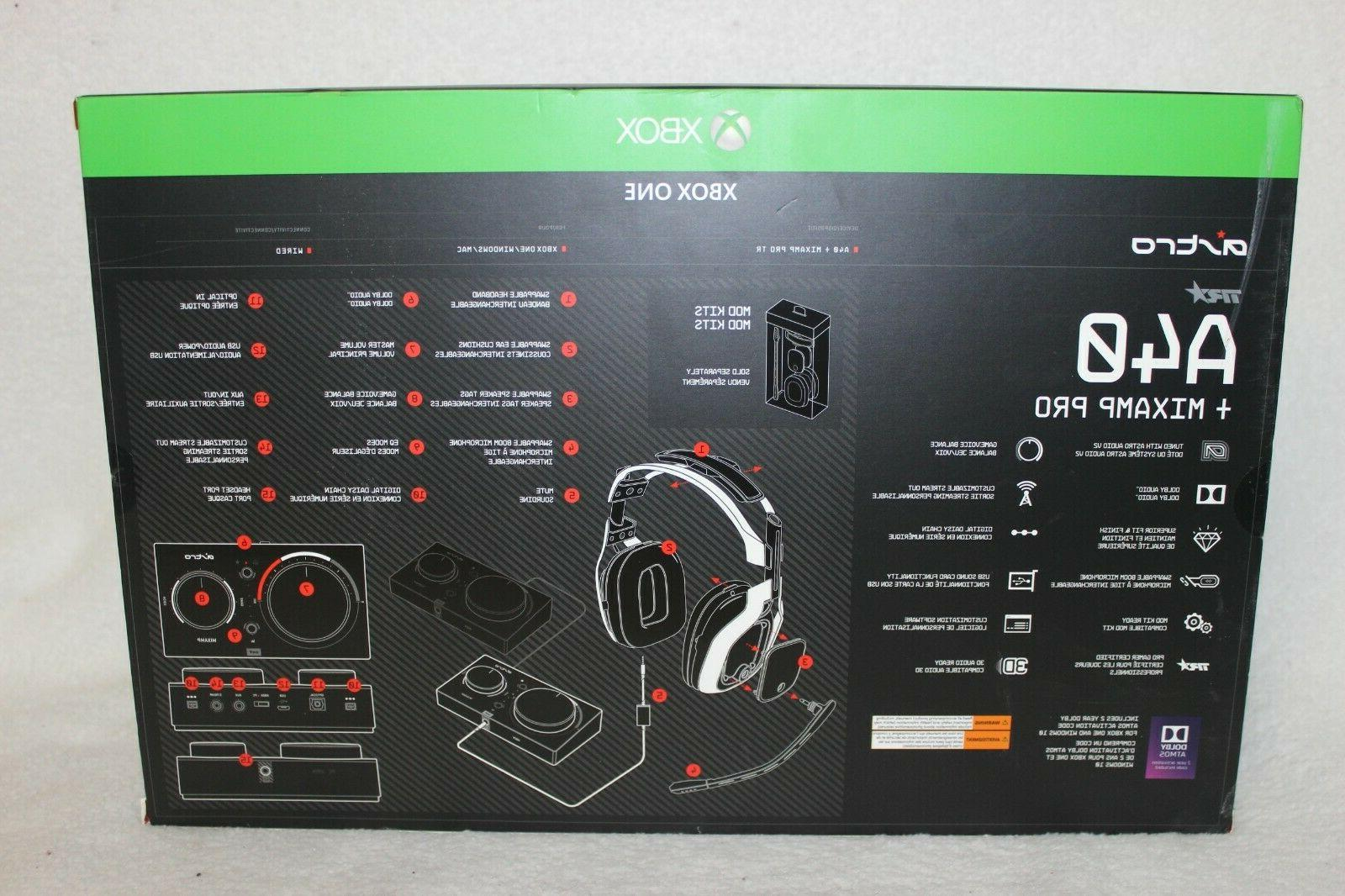 **NEW!! TR Headset MixAmp Pro TR for One - Black