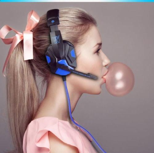 Noise-Canceling Headsets Surround Stereo PC780 USB