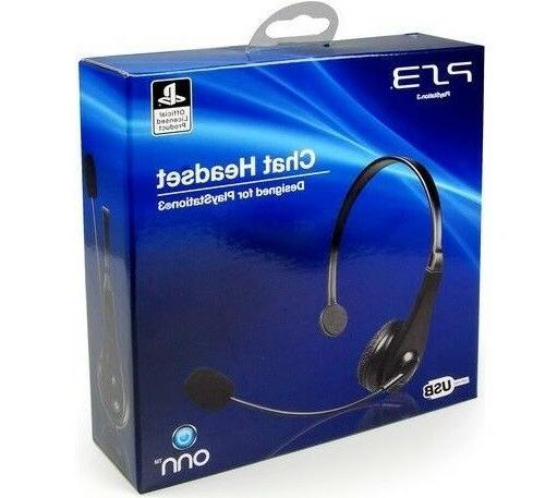 open chat headset designed