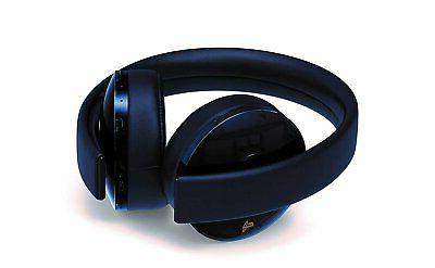 playstation gold wireless headset 500