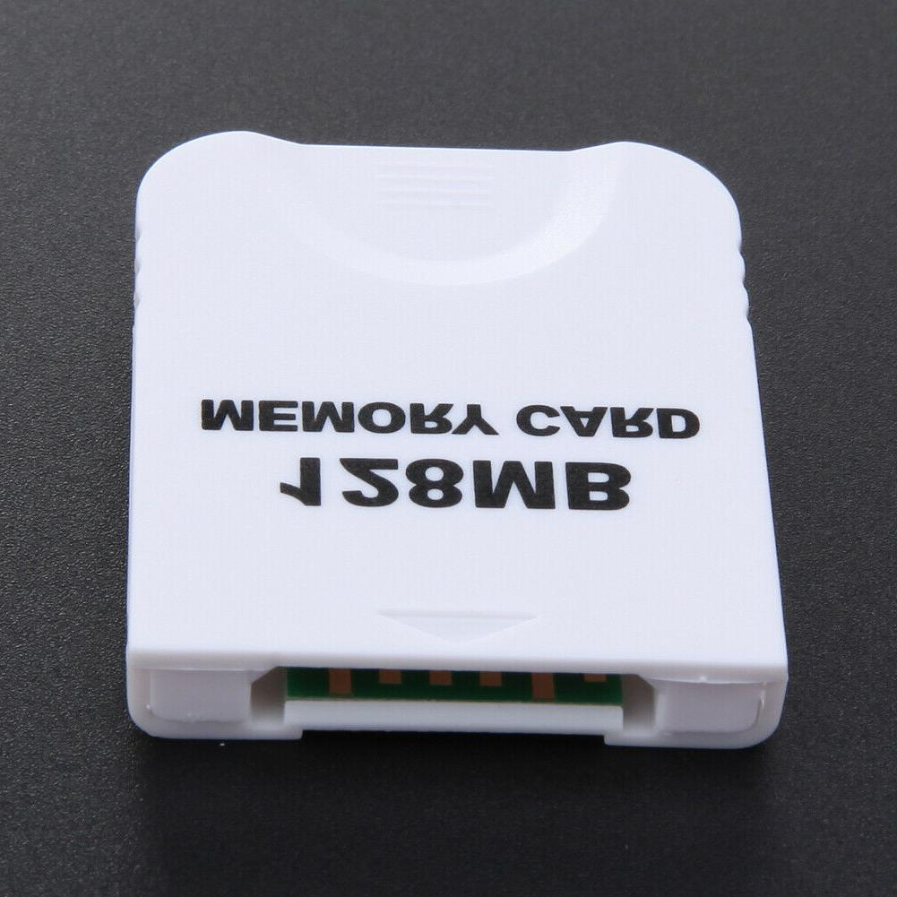 4/32/128MB Practical Memory Card for Nintendo Wii Gamecube G