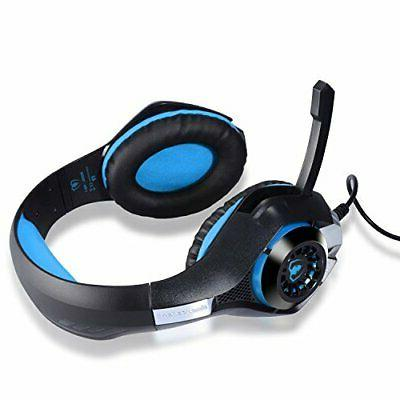 BlueFire Professional Gaming Headset Headphone Mic and