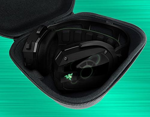 CASEMATIX Protective PC Headset Case GAME 363D PC 350 , GAME ZERO or Wireless Headphones for PC and XBOX