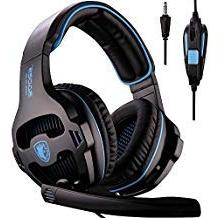 PS4 Gaming Headsets, Sades SA810 Xbox one Gaming Headphones
