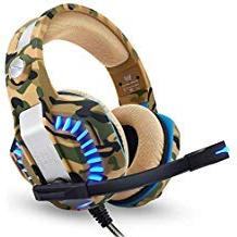 PS4 Headset Gaming Headset for PC Xbox One Headphones with M