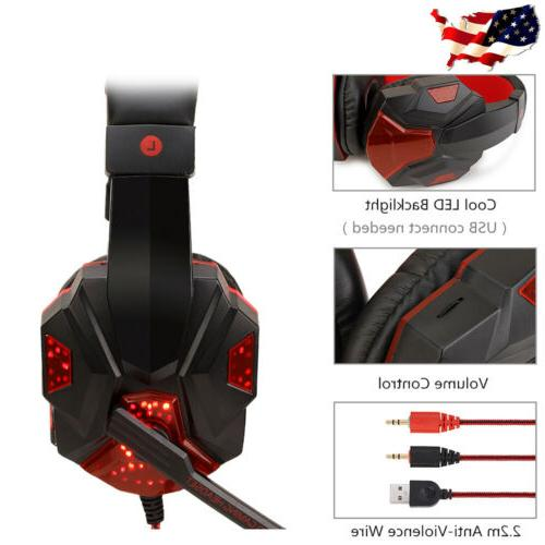 For PS4 Switch PC Headphones