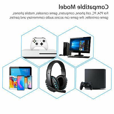 for Switch PC Stereo Wired Gaming
