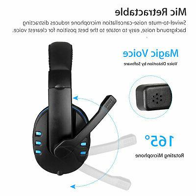 for Xbox Switch PC 3.5mm Wired Headset