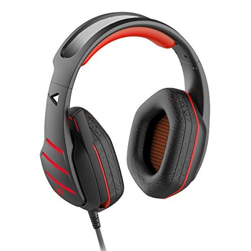 PS4 Xbox One Gaming Headset, Headset, Noise Isolating Xbox with Volume Control PC Laptop Phone