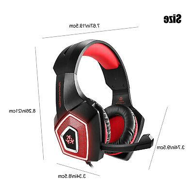 for PS4 One Google PC Headphone