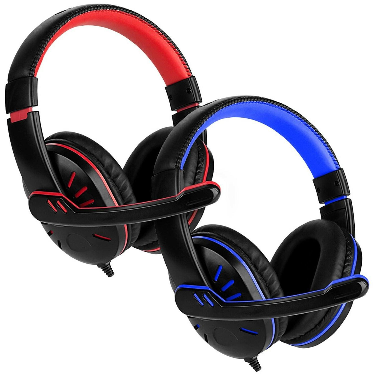 for PS4 Nintendo Stereo 3.5mm Wired Headphone