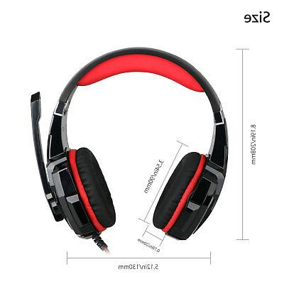 for PS4 Nintendo Switch 3.5mm Headset Headphone