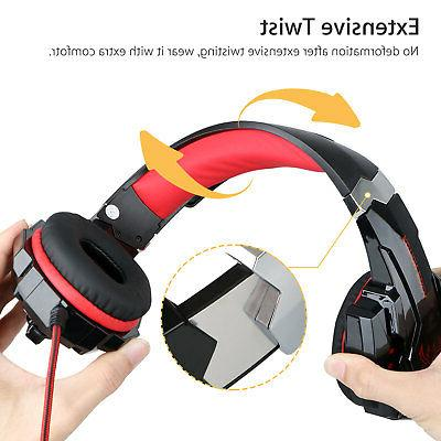for Xbox Nintendo PC 3.5mm Gaming Headphone