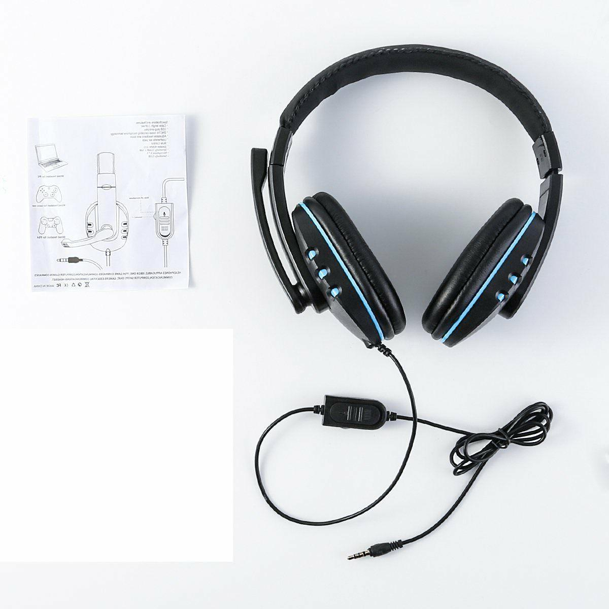 USA Headset Stereo w/ For Xbox ONE