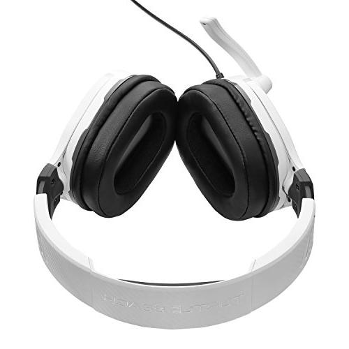 Turtle Beach Recon White Headset for and