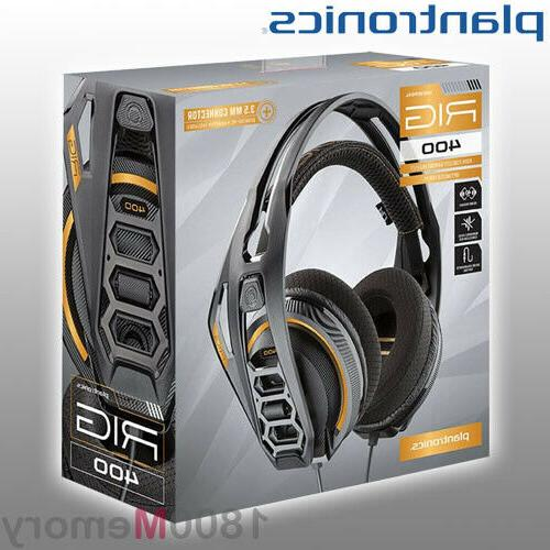 rig 400lx gaming headset over ear 3