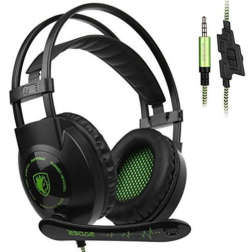 SADES Gaming Headset with