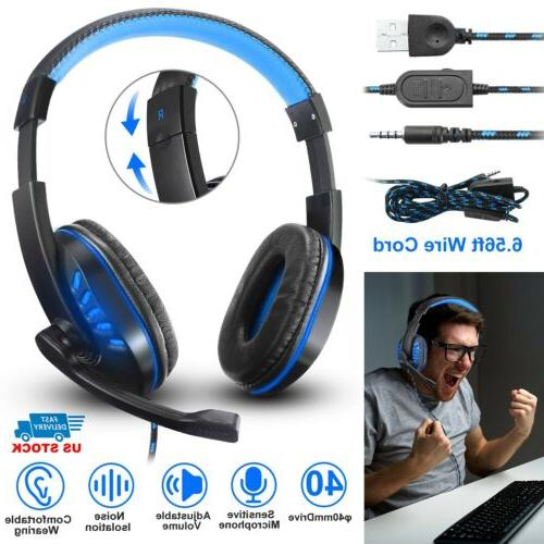 sa 818 gaming headset for ps4 xbox