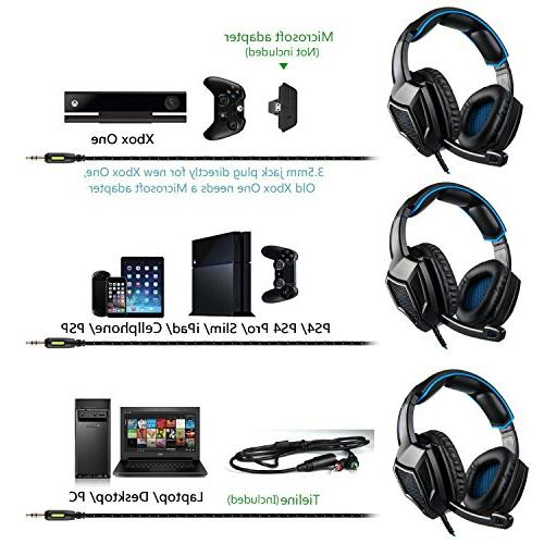 Ear with for New Xbox / PS4 / /Cell