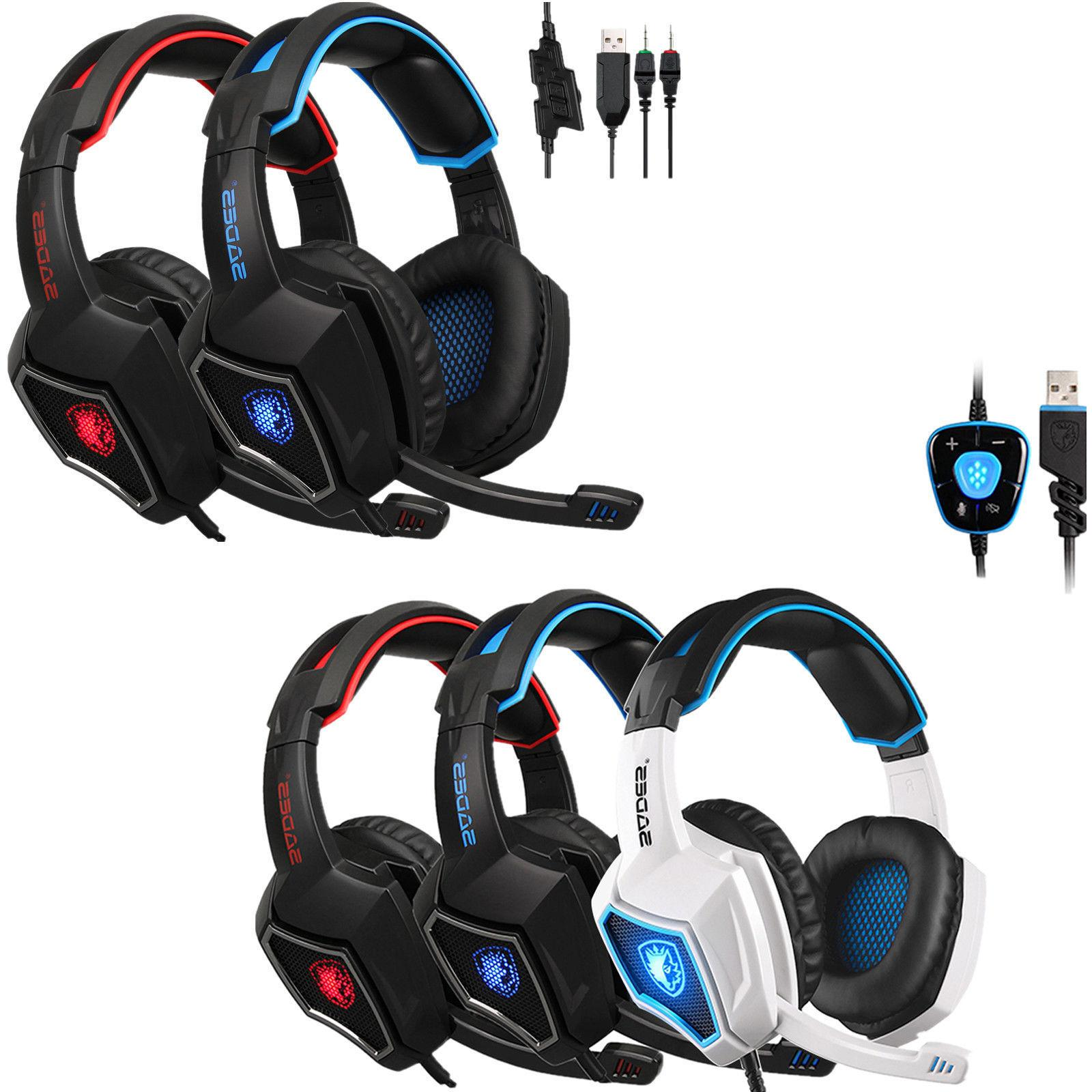 spirit wolf gaming headsets for ps4 xboxone