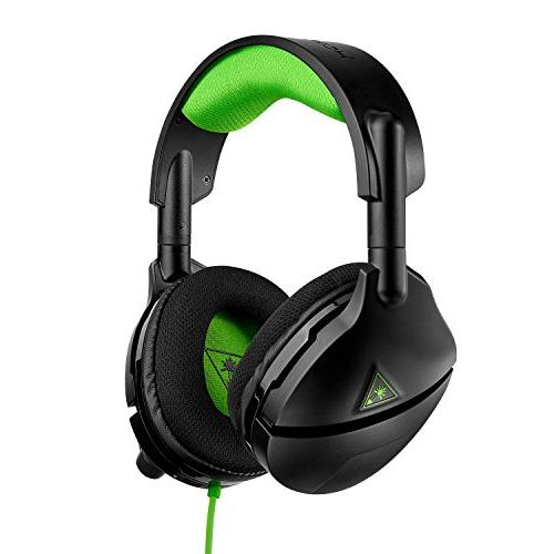 Turtle Amplified Surround Sound Gaming Headset Xbox - One