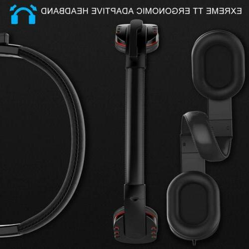 Stereo 3.5mm Wired Gaming Headset Xbox One Nintendo PC