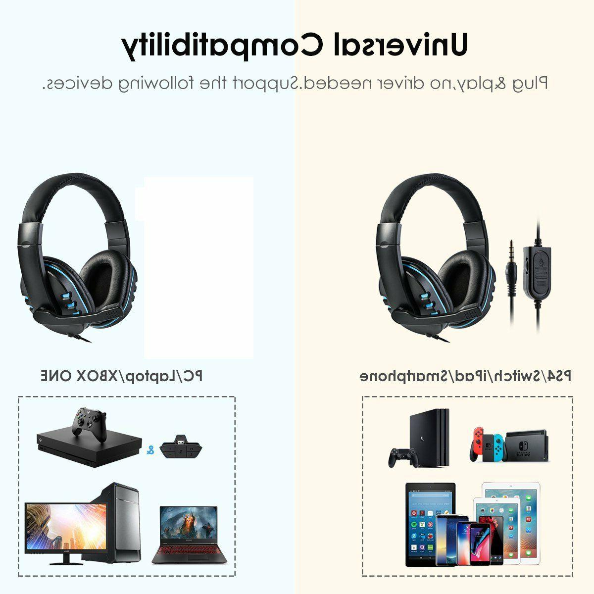 Headset Surround w/ For Xbox ONE