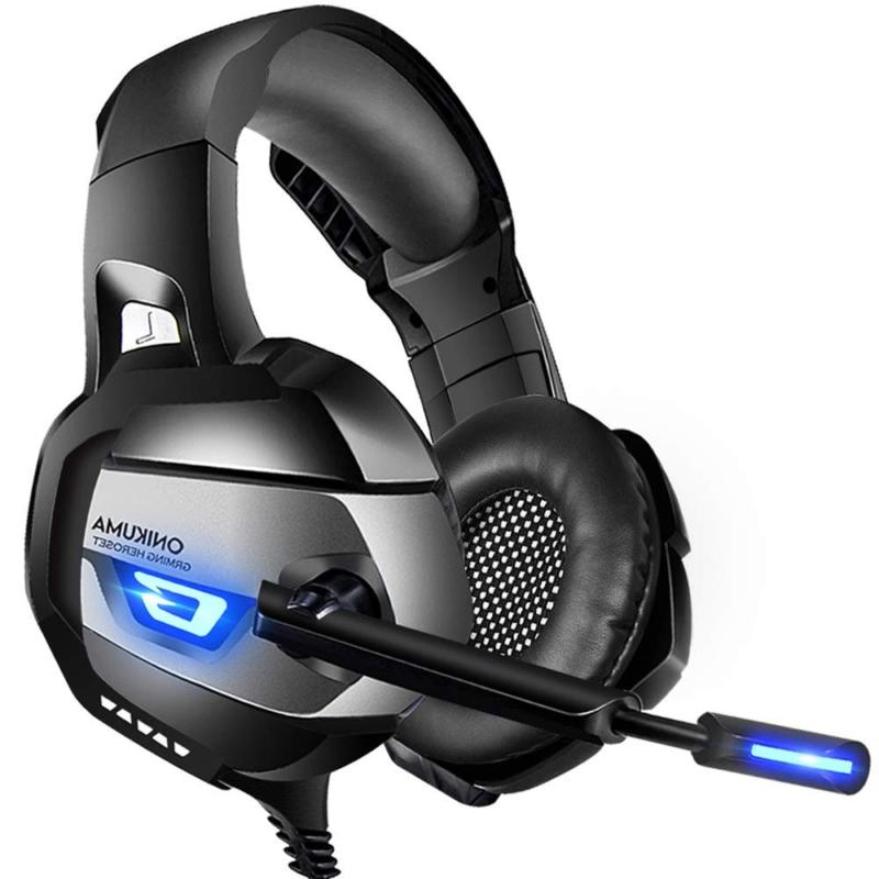 stereo gaming headset ps4