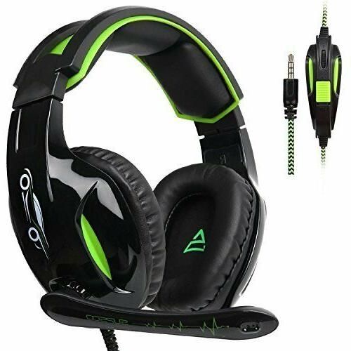 supsoo g813 xbox one headset ps4 gaming