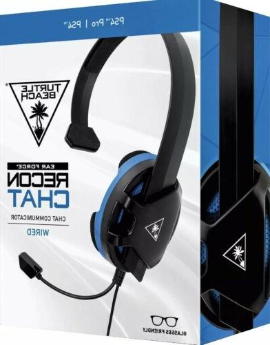 turtle beach recon chat gaming headset ps4 pro