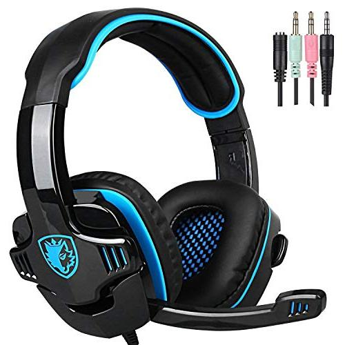 wired stereo universal gaming headset