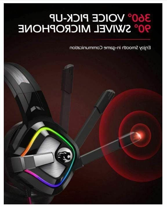 ZIUMIER Gaming One with Noise Canceling