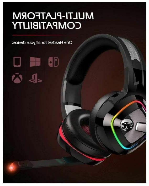 ZIUMIER One Headset, PS4 Headset with