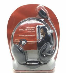 L2 Lifechat Lx-2000 Behind Head Headset W/ Mic Win En/Xc/Xx